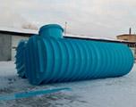 Подземные емкости для воды 50 м3