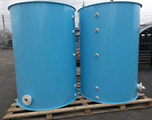 Емкость вертикальная для воды 10000 литров